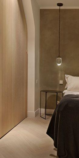 Occre lamp slaapkamer