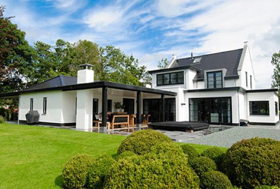 leiden-villa